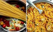One Pot Pasta, come si prepara la pasta da fare in vacanza