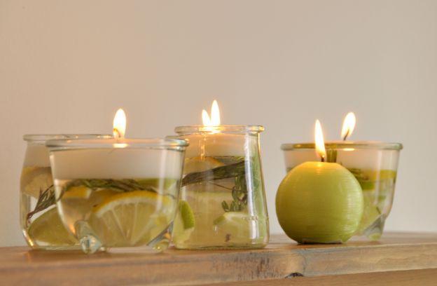 Stop alle zanzare con queste candele fatte in casa - Candele fatte in casa ...