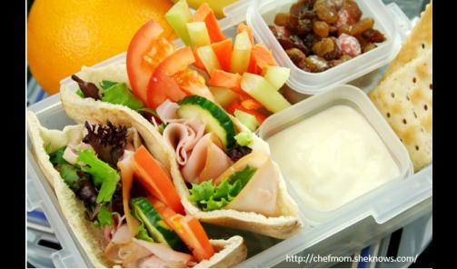 Idee Pranzo Ufficio : Idee per la pausa pranzo