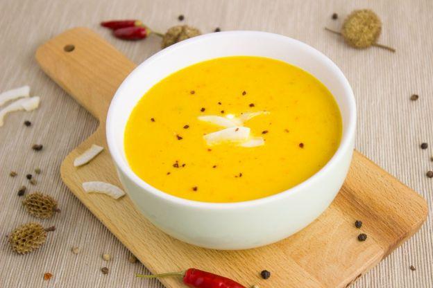 ricette di zuppa di dieta piena di liquidi