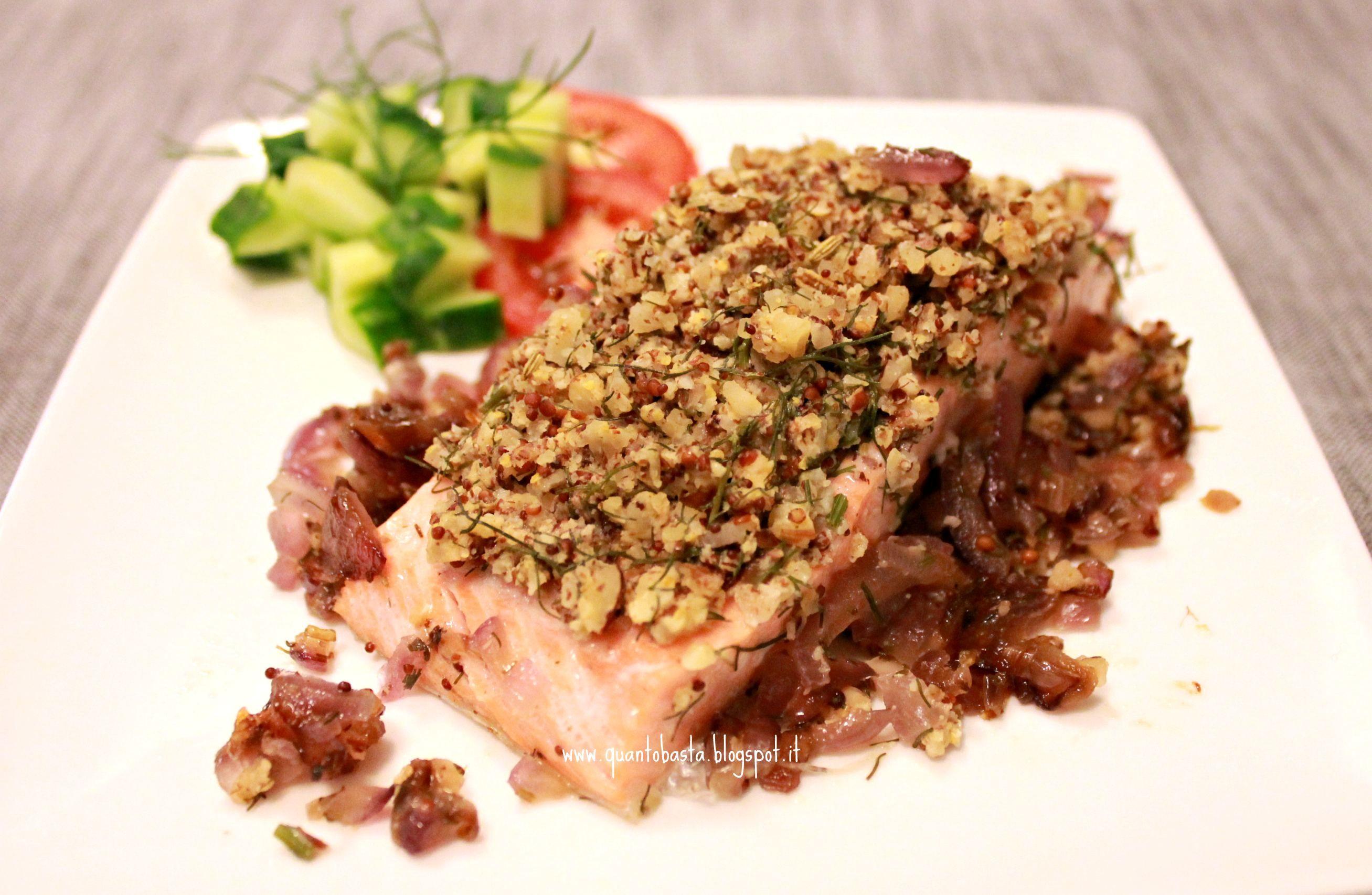 Ricette con cipolle di tropea for Salmone ricette