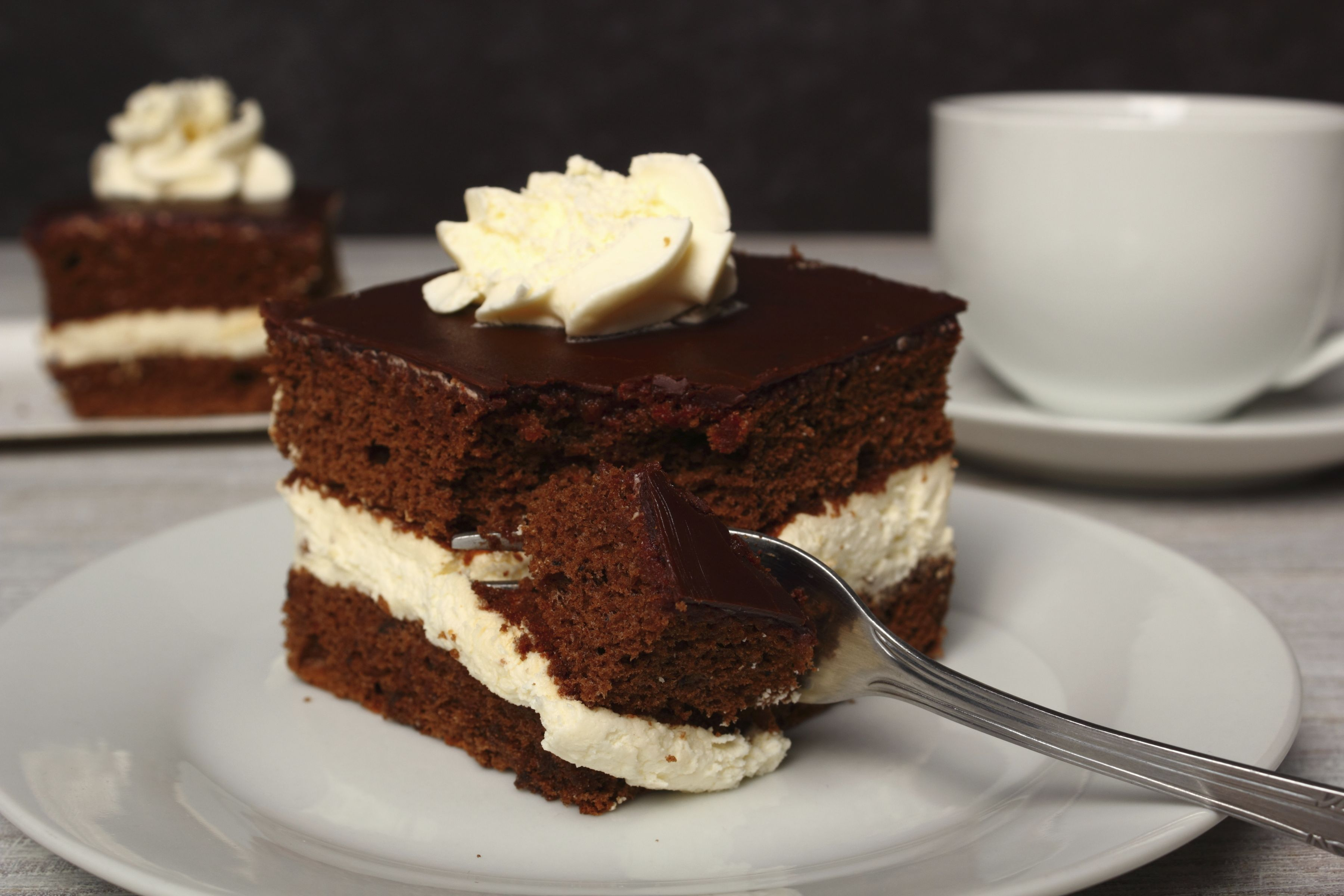 Recette Gateau Sponge Cake