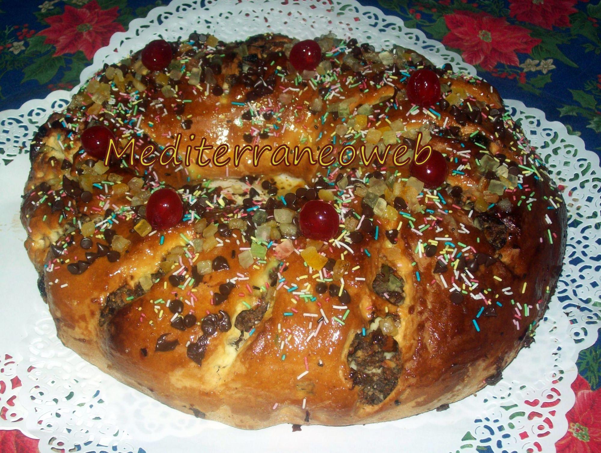 Ricette di dolci di natale siciliani for Ricette dolci siciliani