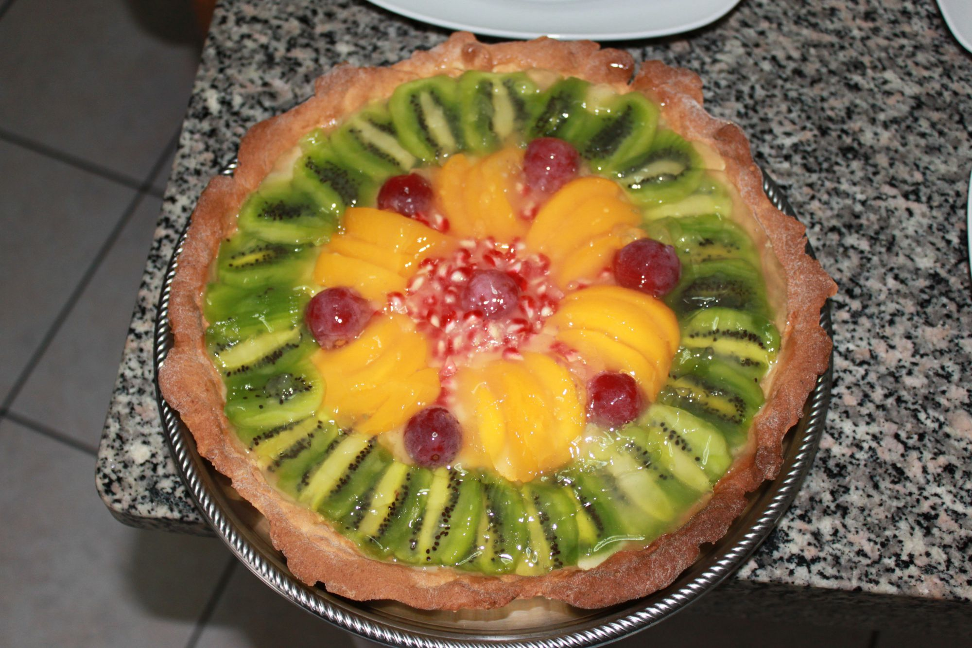 crostata di frutta mista 4 5