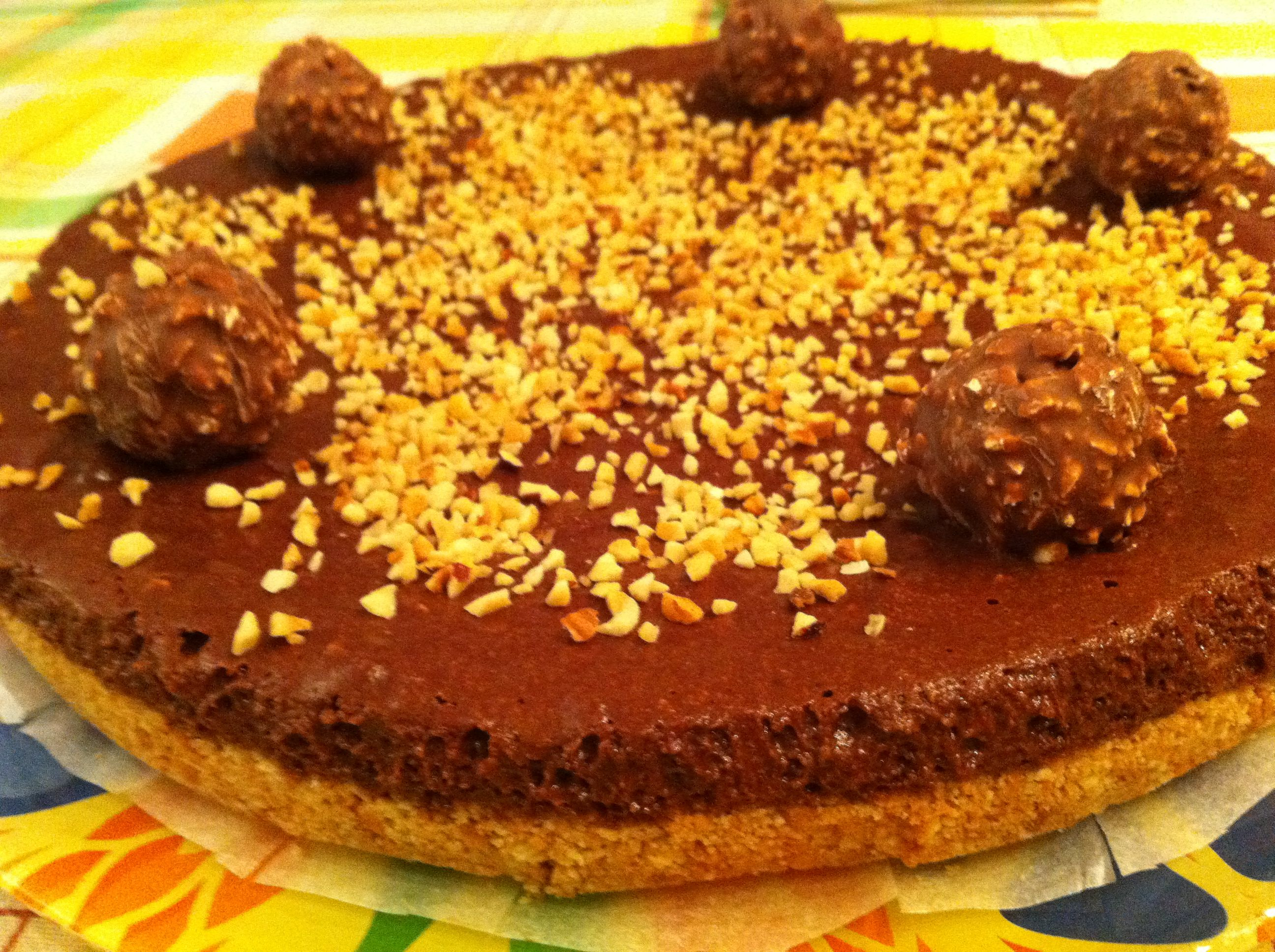 Amato Cheesecake ai Ferrero Rocher - (3.8/5) GC78