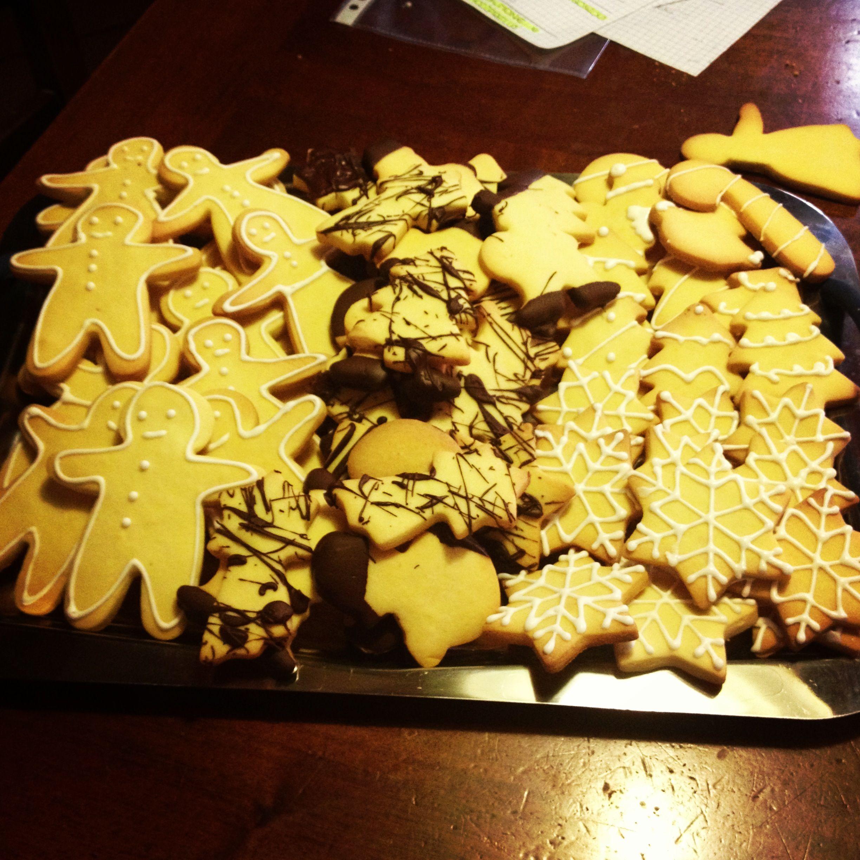 Ricette Di Biscotti Da Regalare A Natale.Biscotti Di Natale Da Regalare 3 2 5
