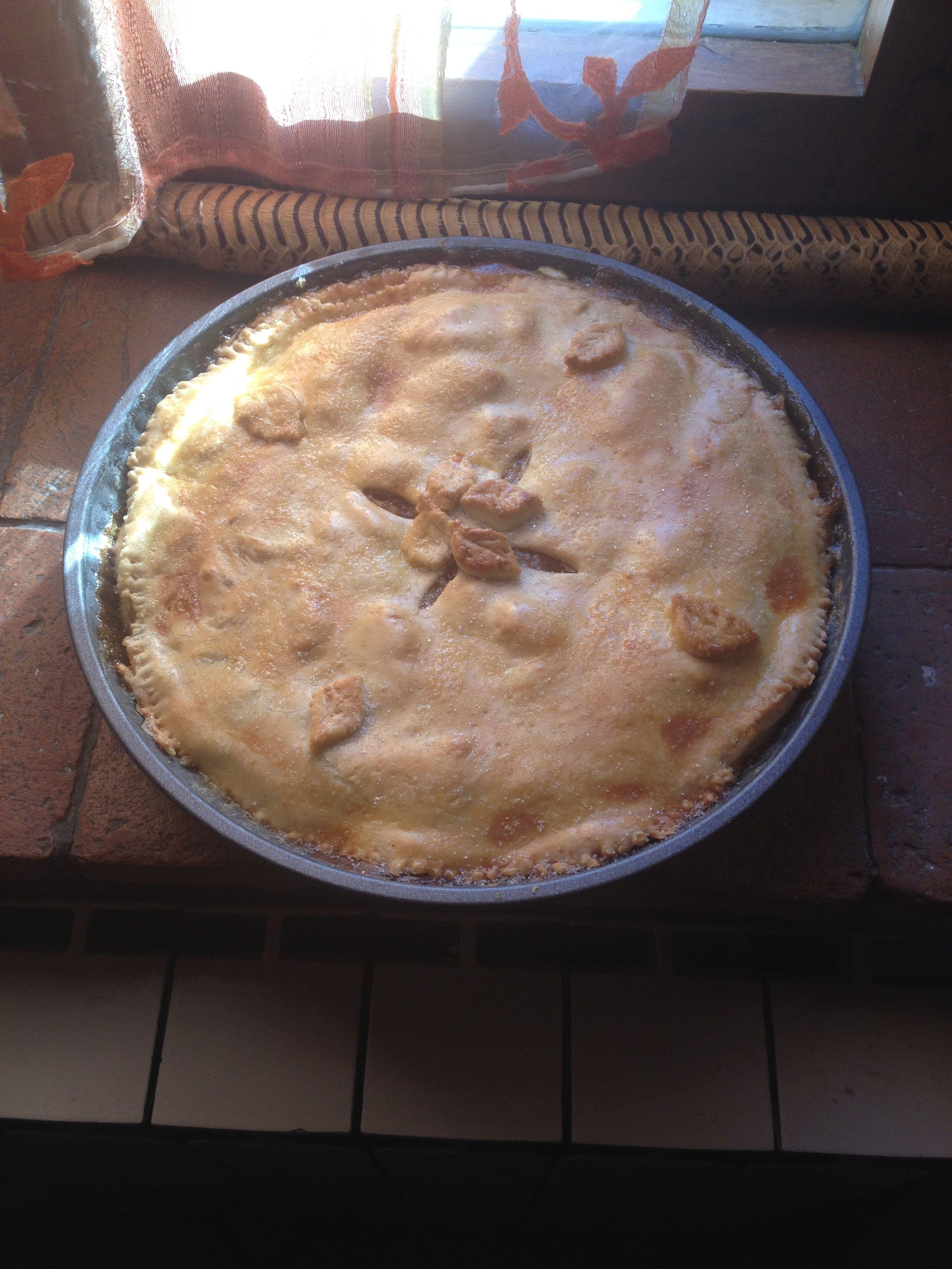 Apple pie o torta di mele americana
