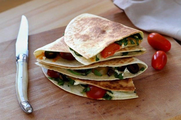 Come preparare le quesadillas