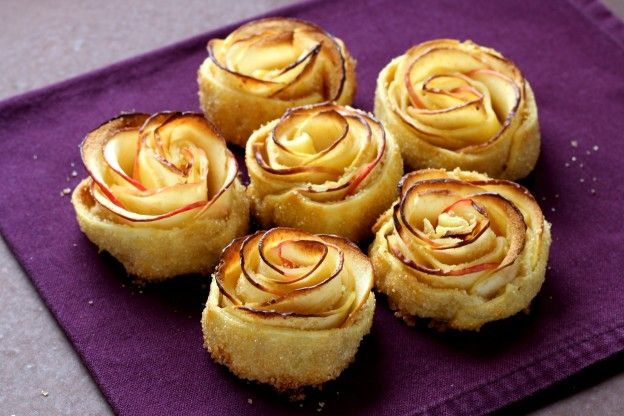 Ricetta rose di pasta frolla