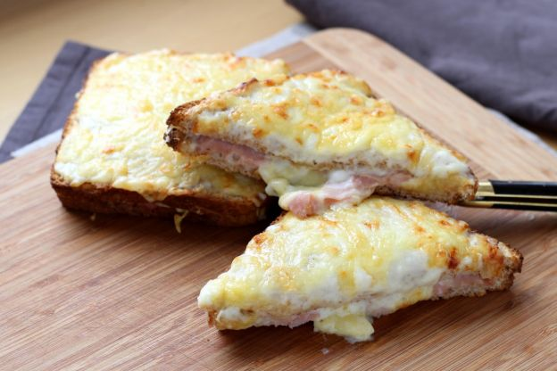 Il croque-monsieur