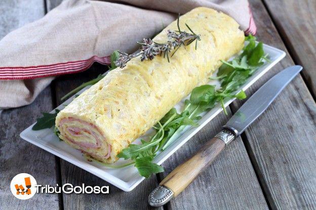 Rotolo di patate con prosciutto e formaggio - Ideas para cena rapida sencilla ...