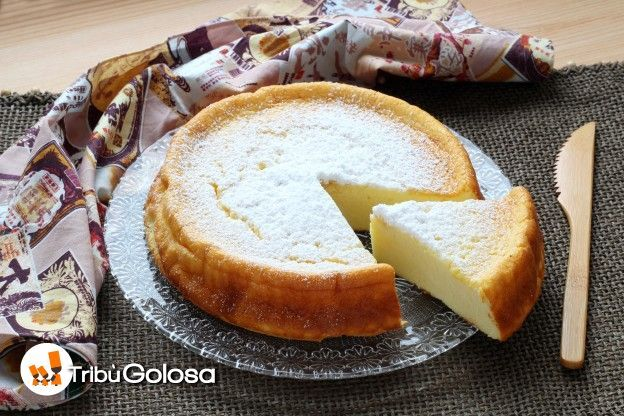 CHEESECAKE SOFFICE 3 INGREDIENTI