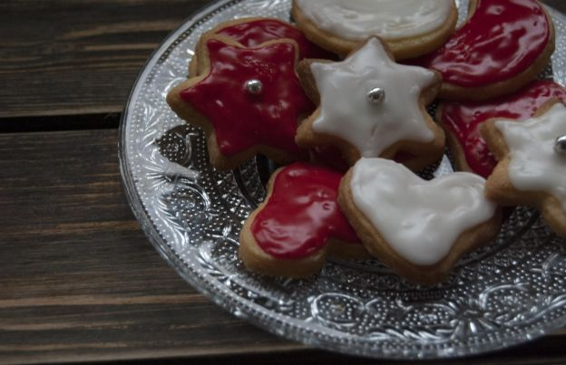 Come decorare i biscottini di Natale