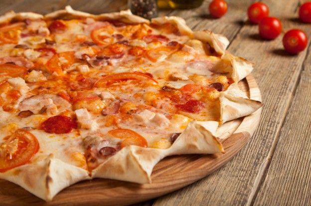 Pizza le 10 forme mai viste for Pizza original
