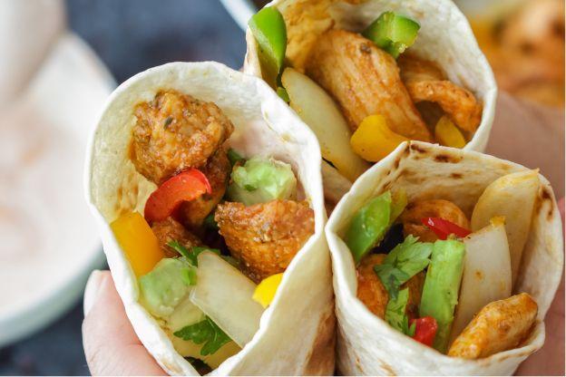 half off a5d30 6df15 Le fajitas di pollo e peperoni, il piatto messicano che ti ...