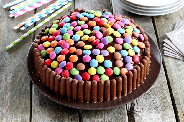 Famoso Come preparare una coreografica torta di compleanno per i bambini YB87