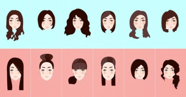 Scegliere taglio di capelli adatto