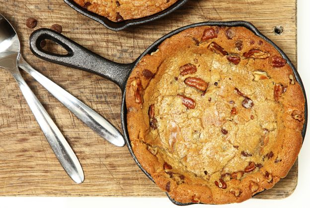 1. Il one pan cookie