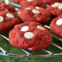 Velvet chocolate chips cookies