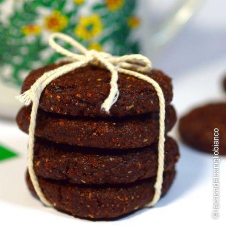 Biscotti integrali al cioccolato - (3.4/5)