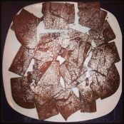 brownies con nutella