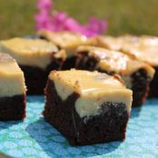 Brownies cheesecake