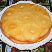 Torta all'ananas facile