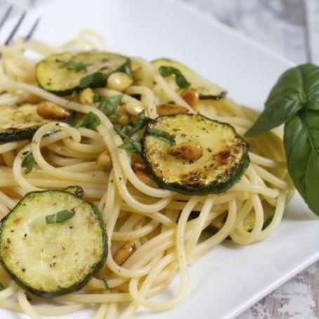 Ricette di pasta con le zucchine for Spaghetti ricette