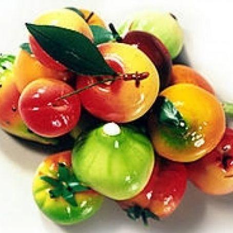 Frutta martorana ricetta bimby