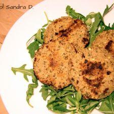 Veggie Burger di Lenticchie - (4.7/5)