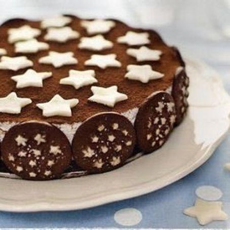 Ricetta Torta Nutella E Panna.Torta Pan Di Stelle Con Panna E Nutella 3 2 5