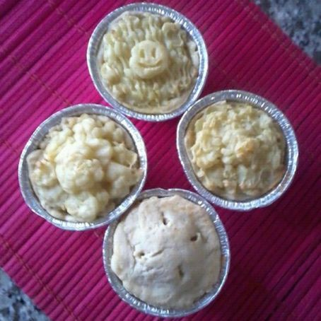 Mini vegan Shepherd's Pie