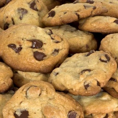Chocolate chip cookies (24 biscotti)