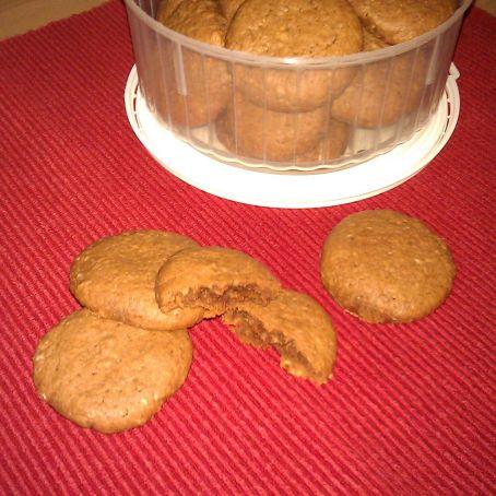 Biscotti al cioccolato fondente - (3/5)