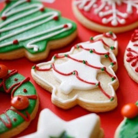 Biscotti Di Natale Al Miele.Biscotti Di Natale Con Ghiaccia Reale 3 5