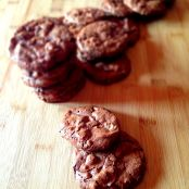 Brownie-Cookie al Cioccolato