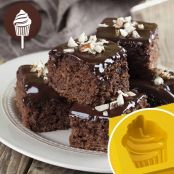 Bastoncini brownies