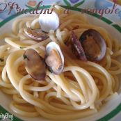 Bucatini a' vongole