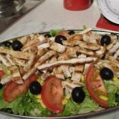 Chicken salad all'italiana