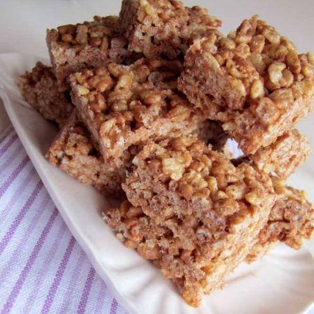 Ricette torte al riso soffiato