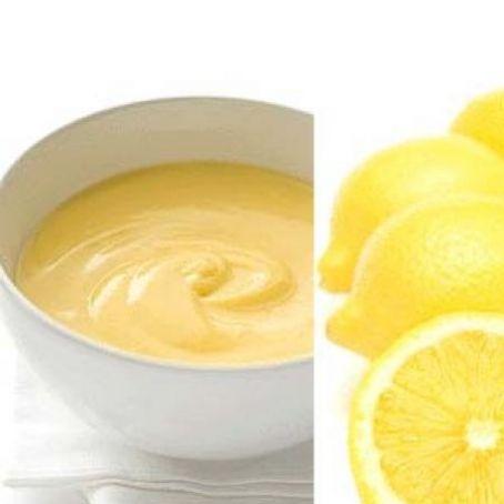 Crema Al Limone Senza Uova E Latte 425
