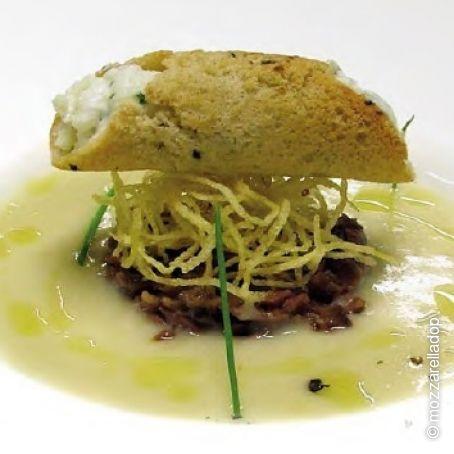 Mozzarella di bufala ricette primi piatti