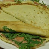 Crepes salate ripiene