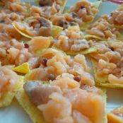 Chips con Salmone