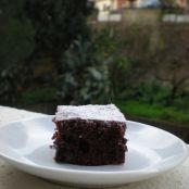 Brownies supercioccolattosi