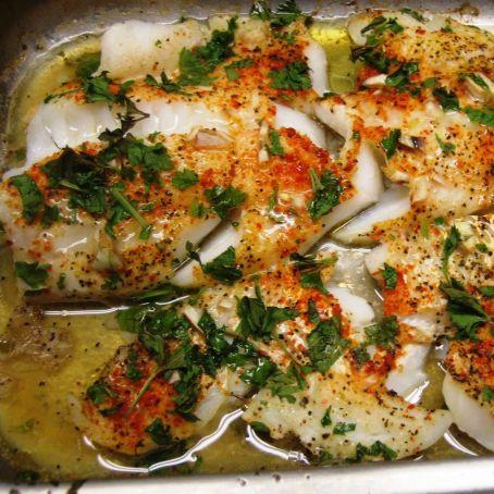 filetti di merluzzo al forno con pomodorini - (2.9/5) - Cucinare Filetto Di Merluzzo