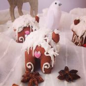 Gingerbread mini houses - Tappa 1