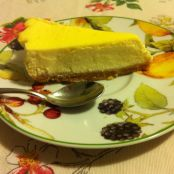 Cheesecake light al limone