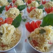 finger food di cous cous