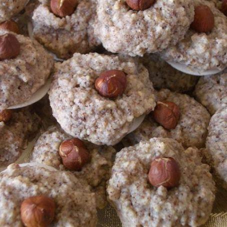 Dolci Di Natale Con Nocciole.Biscotti Alle Nocciole E Mela 4 2 5